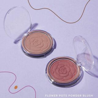 Flower Beauty Flower Pots Powder Blush - NEW Shades!