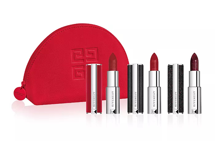 Givenchy Le Rouge Lipstick Limited Edition Holiday Set