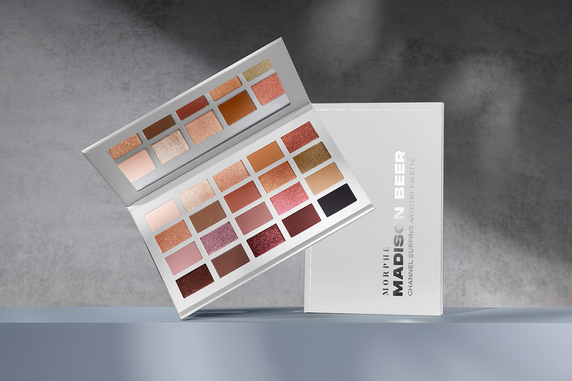 Morphe x Madison Beer Collection