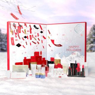 Shiseido Exclusive Advent Calendar 2020 Contents Reveal!