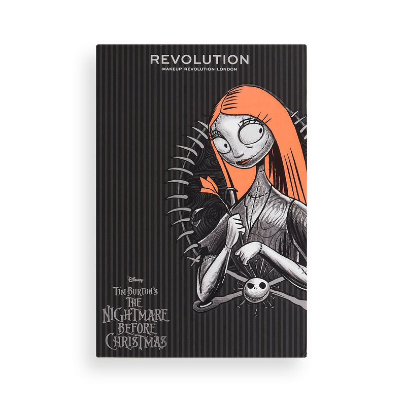 Revolution x Disney Sally The Nightmare Before Christmas Eyeshadow Palette