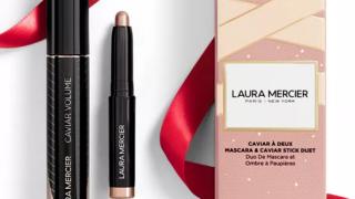Laura Mercier Caviar À Deux Mascara and Caviar Stick Duet