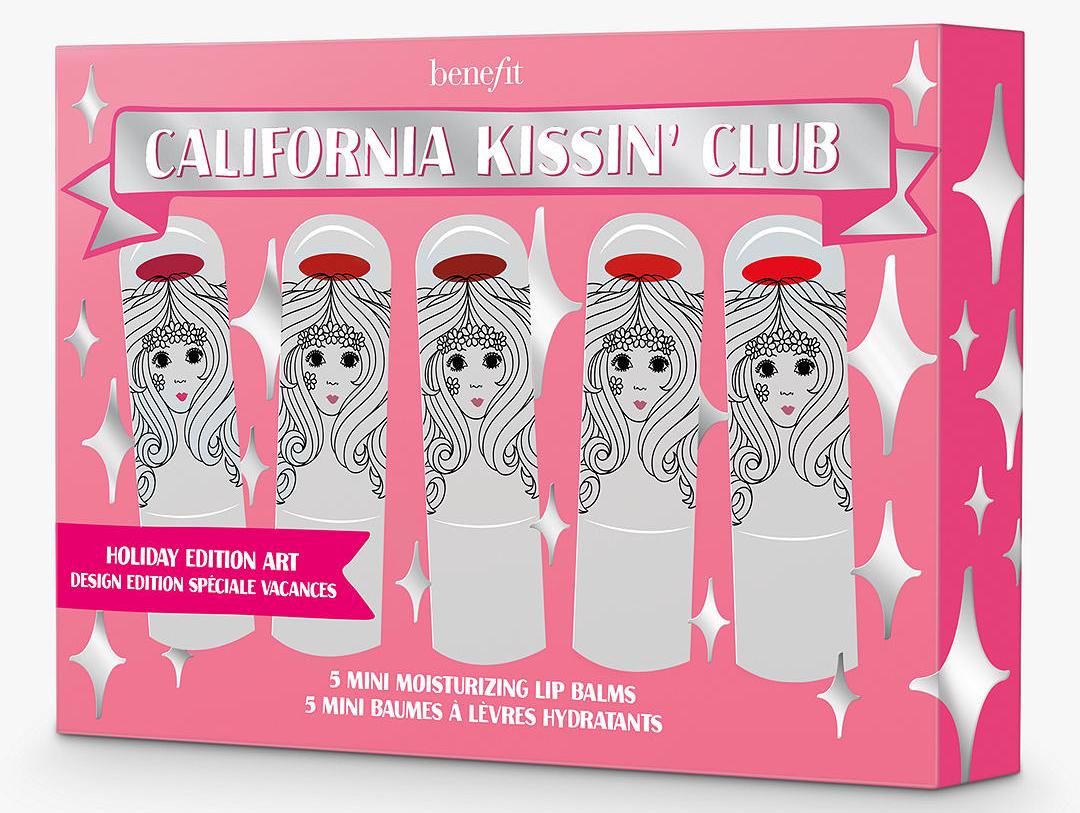 Benefit California Kissin Club Gift Set