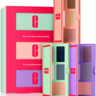 Clinique Build Your Colour Eye and Cheek Palette Trio