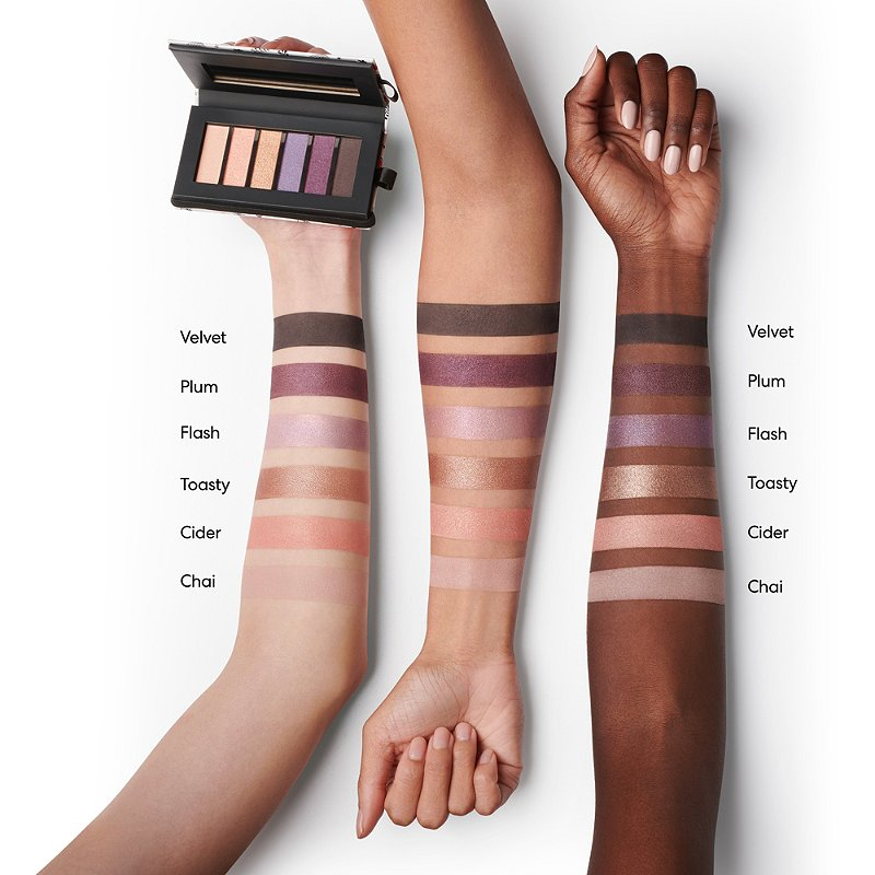 bareMinerals Gen Nude Joyful Color Eyeshadow Palette