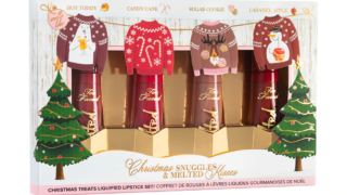 Too Faced Christmas Snuggles & Melted Kisses Liquid Lipstick Set | Holiday 2020