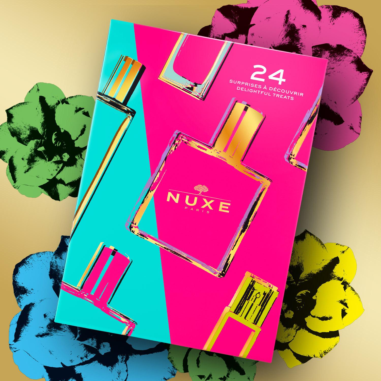 NUXE Beauty Countdown Advent Calendar 2020