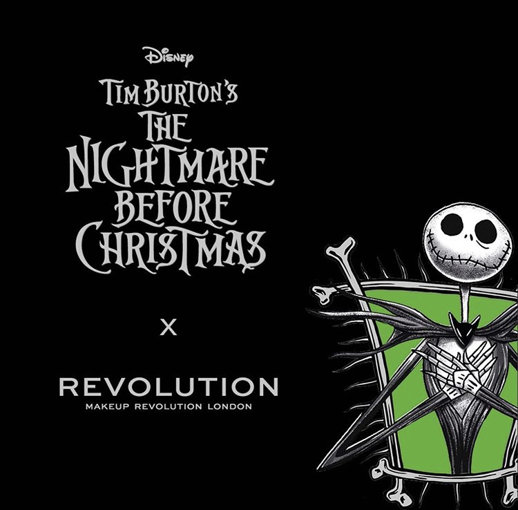 Revolution x Disney The Nightmare Before Christmas Collection