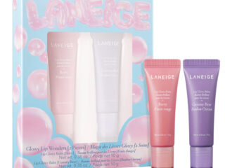 Laneige Glowy Lip Wonders Gift Set