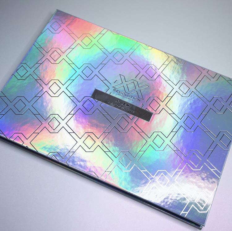 XX Revolution X Shadow Eyeshadow Palettes - X-Gen / X-Ray
