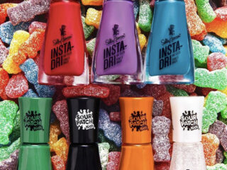 Sally Hansen x Sour Patch Kids Insta-Dri Nail Color Collection