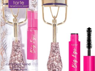 Tarte Curl's Best Friend Lash Curler Set
