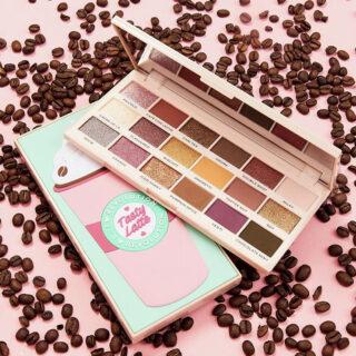 I Heart Revolution Latte Tasty Eyeshadow Palette