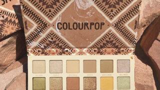 ColourPop Sandstone Collection