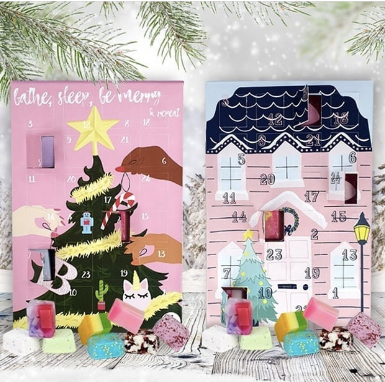 Bomb Cosmetics Advent Calendars