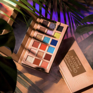 Catrice x Maxim Giacomo Pressed Pigment Palette