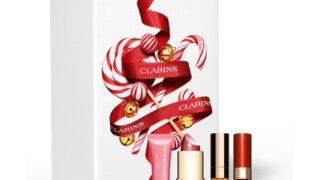 Clarins Beautiful Lips Collection Makeup Gift Set