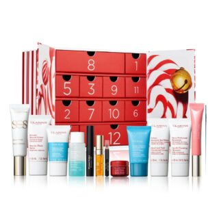 Clarins 12 Days of Christmas Advent Calendar 2020 Contents Reveal!