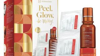 Dr Dennis Gross Peel Glow Be Merry Set