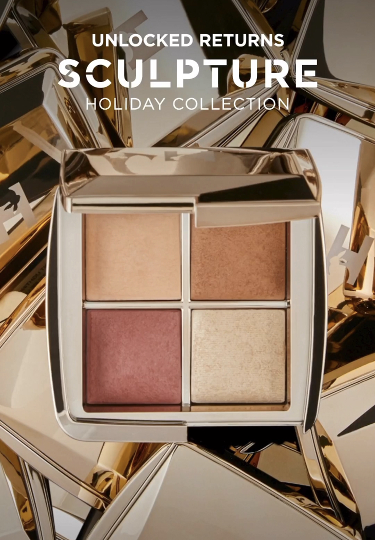 Hourglass Sculpture Holiday Collection 2020