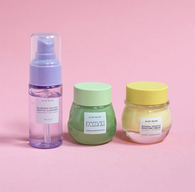 Glow Recipe Glowing Skin Trio Gift Set
