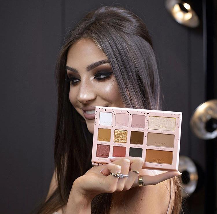 Sigma x Stephanie Lange The Essentials Palette