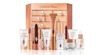 Charlotte Tilbury Charlotte's Bejewelled Chest of Beauty Treasures Advent Calendar
