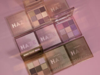 Huda Beauty Haze Obsessions Palettes Collection