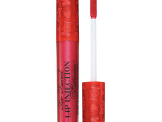 Too Faced Lip Injection Extreme Cinnamon Bear Lip Plumper | Holiday 2020