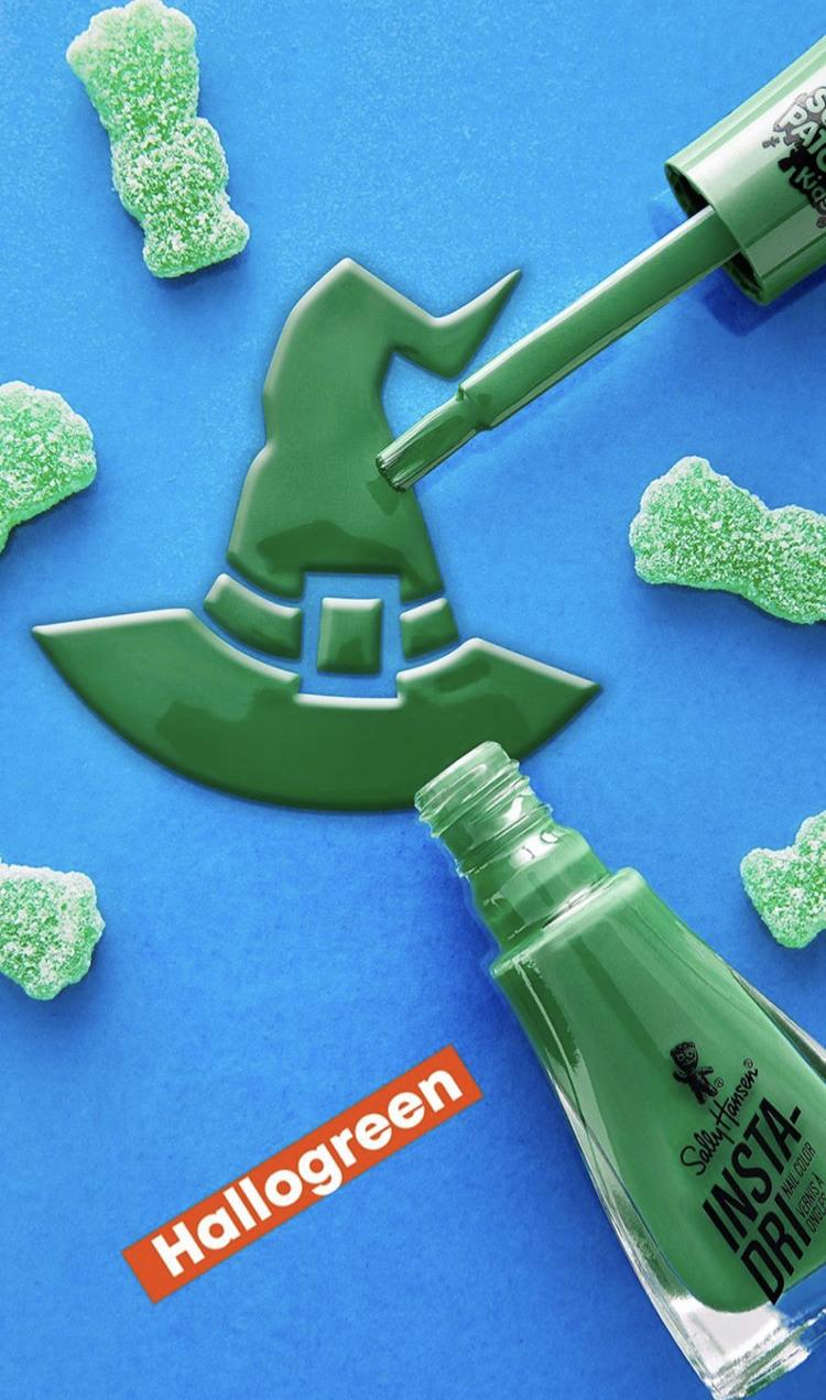 Sally Hansen x Sour Patch Kids Insta-Dri Nail Color Collection
