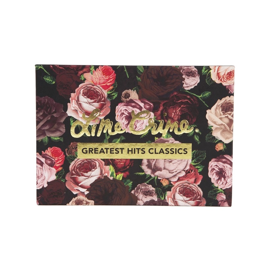 Lime Crime Greatest Hits Classics Eyeshadow Palette