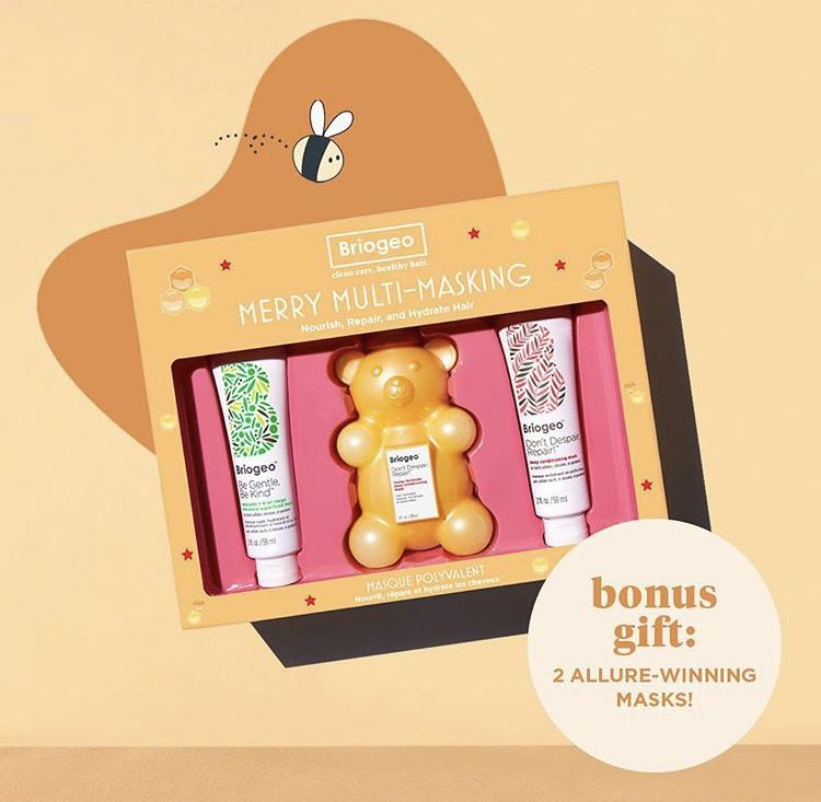 Briogeo Merry Multi-Masking Kit | Holiday 2020