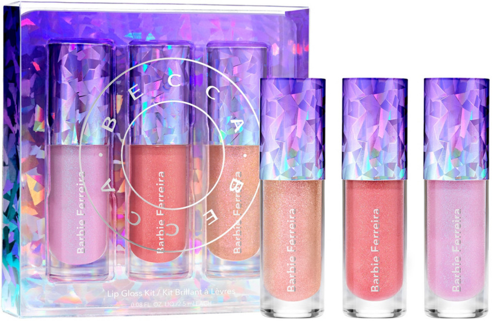BECCA x Barbie Ferreira Prismatica Lip Gloss Kit