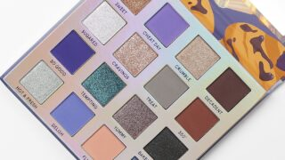 BH Cosmetics Blueberry Muffin Weekend Vibes Palette