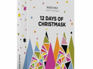 BeautyPro 12 DAYS OF ChristMASK Advent Calendar 2020