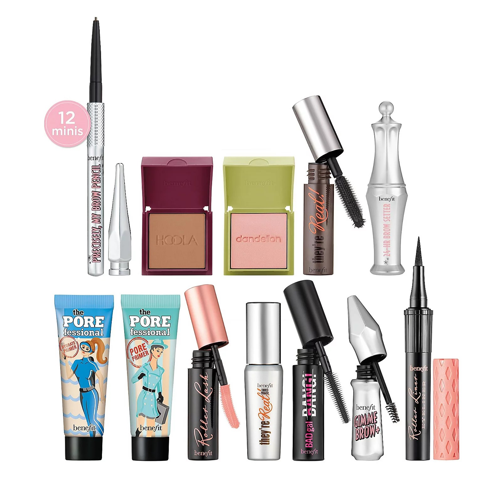 Benefit Shake Your Beauty Advent Calendar 2020 Contents Reveal