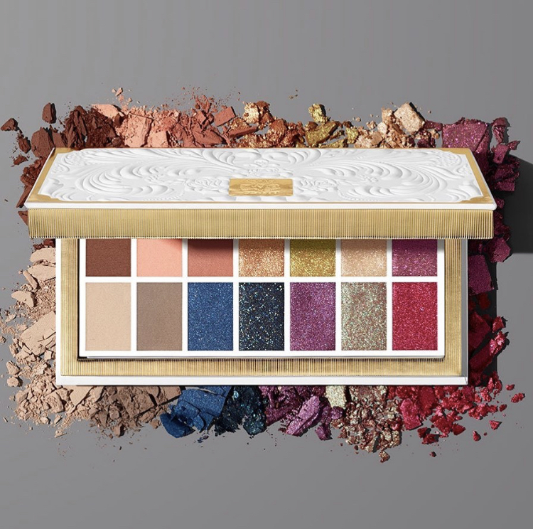 KVD Vegan Beauty Edge of Reality Eyeshadow Palette | Beautiful NEW 14 Shade  Palette