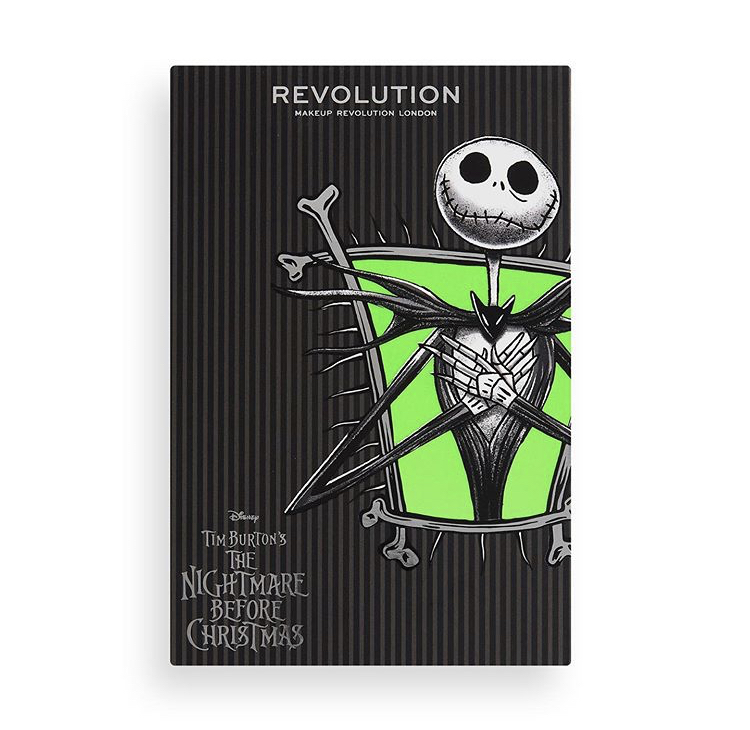 Revolution x Disney Nightmare Before Christmas Collection