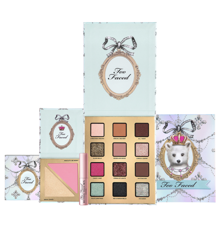 Too Faced Enchanted Beauty Makeup Set | SEPHORA EXCLUSIVE!