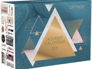 Catrice DIY Advent Calendar 2020 FULL CONTENTS REVEAL!