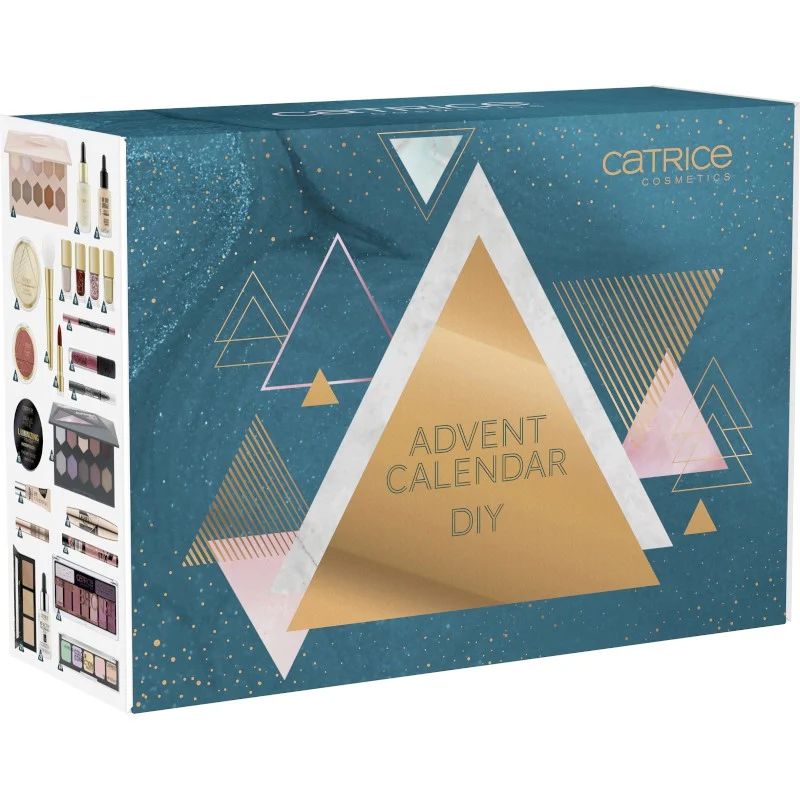 Catrice DIY Advent Calendar 2020 FULL CONTENTS REVEAL!