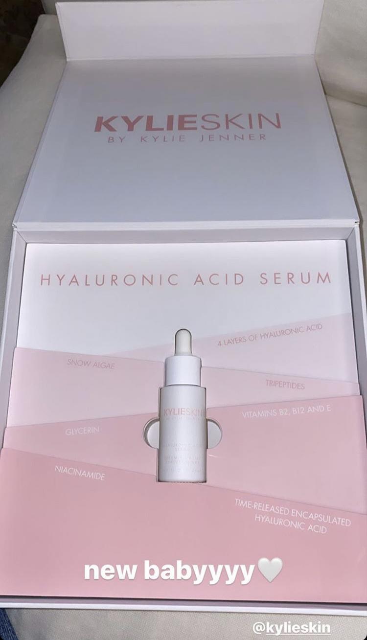 Kylie Skin Hyaluronic Acid Serum