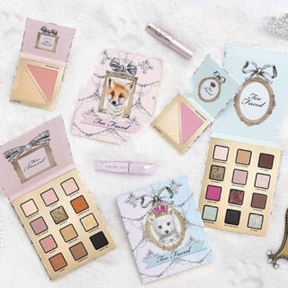 Too Faced Enchanted Beauty Christmas Collection 2020