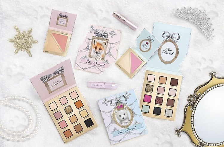 Christmas Collection 2020 Too Faced Enchanted Beauty Christmas Collection 2020 Exclusive Reveal