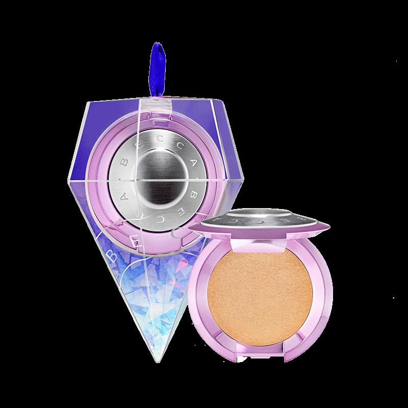Becca Shimmering Skin Perfector Pressed Highlighter Mini Celebration Ornament