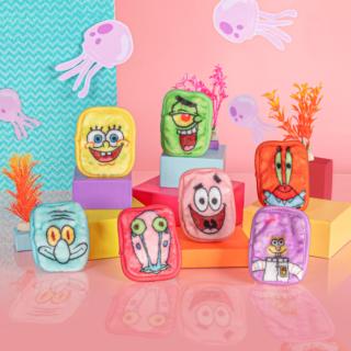 Makeup Eraser x SpongeBob 7 Day Set