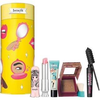 Benefit Get Your Chic On Eyes, Lips & Face Set