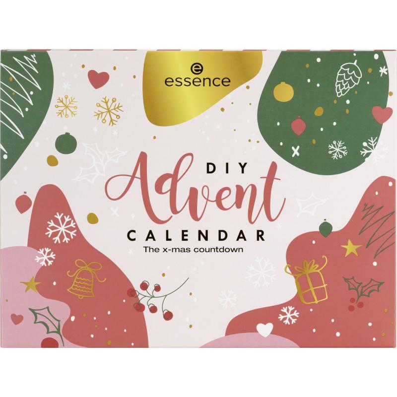 Essence DIY Advent Calendar - The X-Mas Countdown 2020
