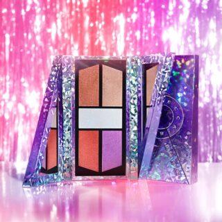 Becca x Barbie Ferreira Prismatica Face & Eye Palette