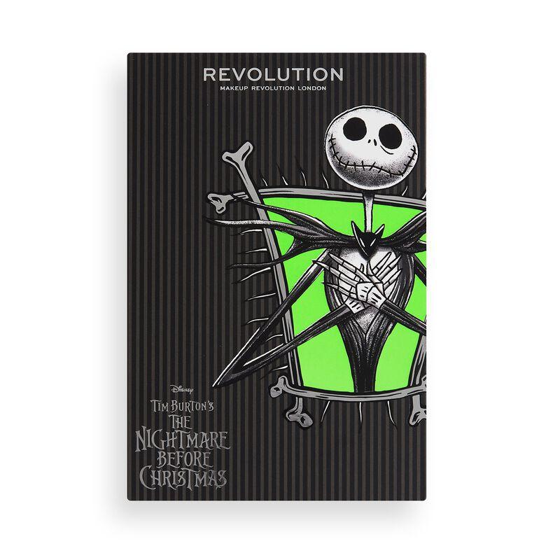 Revolution x Disney The Nightmare Before Christmas Jack Palette